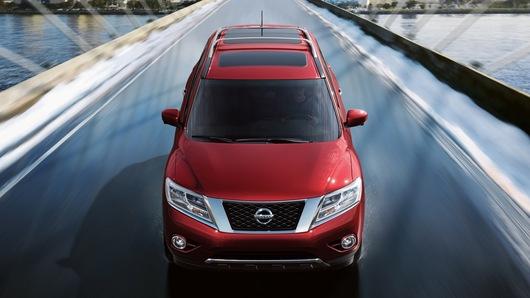 Primeiras imagens do novo Nissan Pathfinder