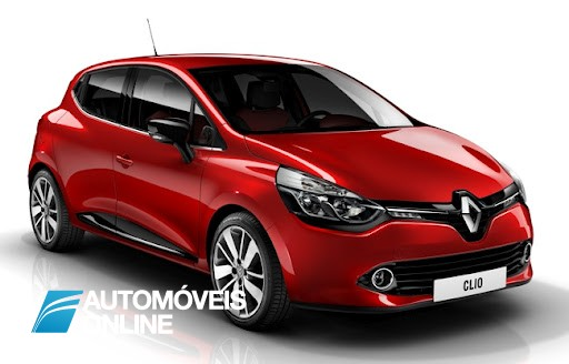 Quarta geração Renault Clio 2012