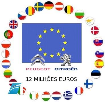 Quem ajuda Portugal? Peugeot-Citroen! Bruxelas dá 12 milhões para apoiar despedidos