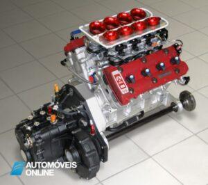 Super desportivo Ariel Atom preparado por DDMWorks motor engine