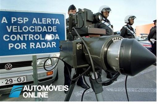 Tudo o que precisa de saber sobre radares de controlo de velocidade