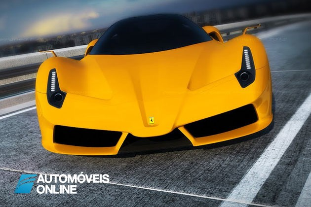Vídeo! Antevisão do futuro Ferrari F70