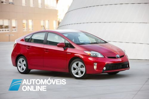 Vídeo! Novo Toyota Prius Plus