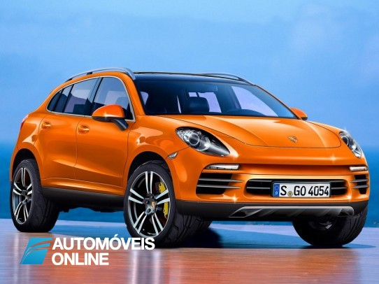 Vídeo do novo Porsche Macan