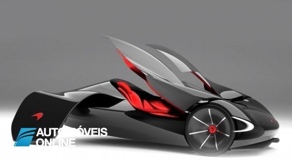 o que tem haver McLaren MP4-S com o futuro