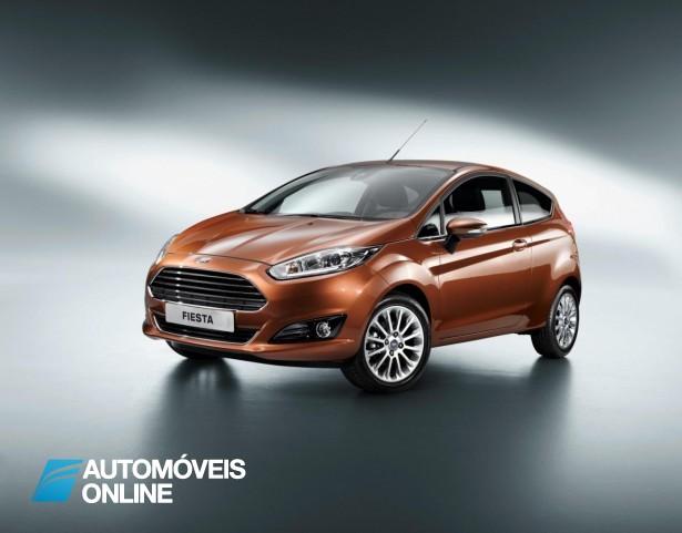 Apresentação 2013! Ford Fiesta com novo motor