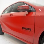 Brabus New Mercedes Classe A 2013 door View