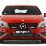 Brabus New Mercedes Classe A 2013 front View