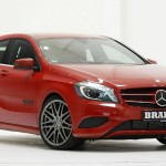 Brabus New Mercedes Classe A 2013 front left View