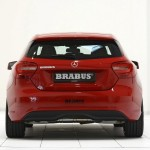 Brabus New Mercedes Classe A 2013 rear View