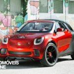 Espantoso! Smart ForStars Concept-Car