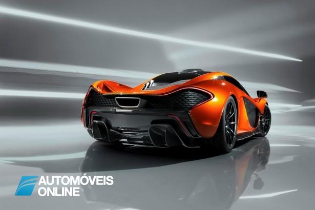 Espectacular! McLaren P1