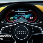 New Audi Q2 Crosslane Coupé Suv Plug-in híbrido 2012 instruments panel view