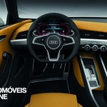 New Audi Q2 Crosslane Coupé Suv Plug-in híbrido 2012 interior front view