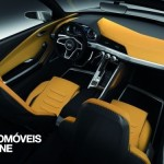 New Audi Q2 Crosslane Coupé Suv Plug-in híbrido 2012 interior top view