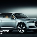 New Audi Q2 Crosslane Coupé Suv Plug-in híbrido 2012 profile right view