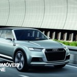 New Audi Q2 Crosslane Coupé Suv Plug-in híbrido 2012 quarter front right view