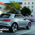 New Audi Q2 Crosslane Coupé Suv Plug-in híbrido 2012 quarter rear right view