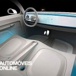 New Renault 4lectric interior view