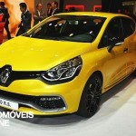 New renault clio RS 200 EDC 200cv front view