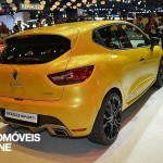 New renault clio RS 200 EDC 200cv rear view