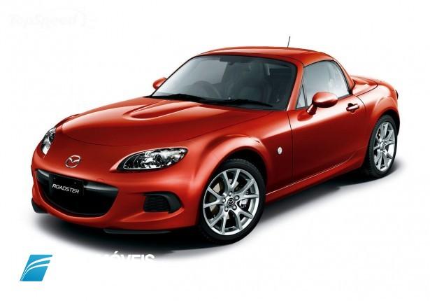 Nova geração do Mazda MX-5 mais potente