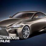 Novidade Lexus! LF-CC IS Coupé
