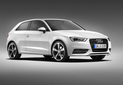 Novo Audi A3! Chegou a terceira geração