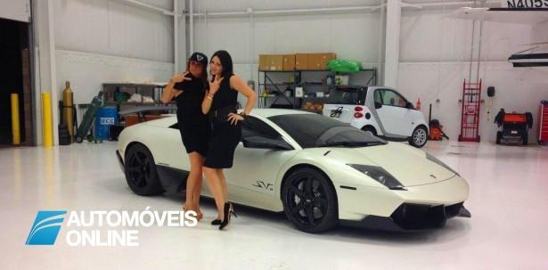 O Lamborghini mais potente do mundo