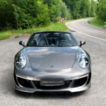 Porsche 911 Carrera S Gemballa front