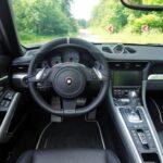 Porsche 911 Carrera S Gemballa interior view