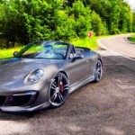 Porsche 911 Carrera S ainda mais agressivo