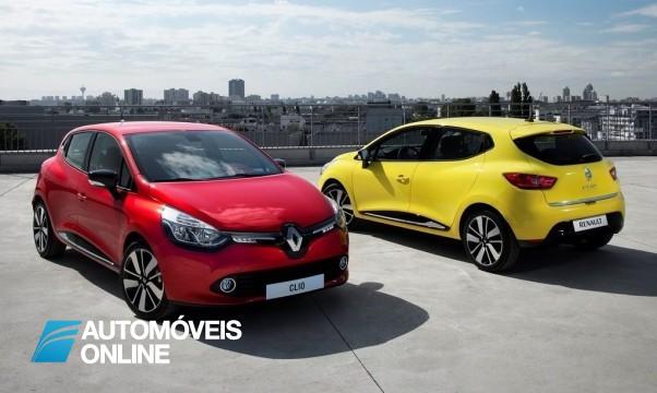Renault Clio 2013! Muito mais divertido