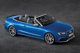 Revelação! No Audi RS5 Cabriolet