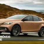 Revelação! Novo Volvo V40 Cross Country