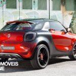 Smart ForStars Concept-Car rear view