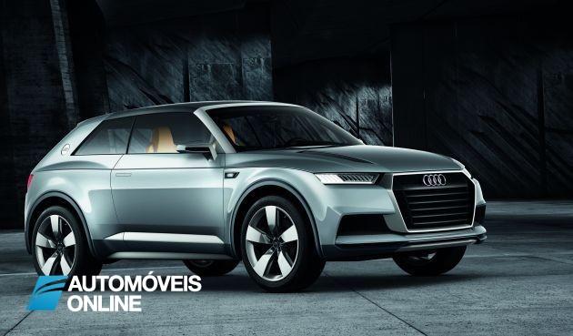Tecnologia de ponta! Novo Audi Q2 Crosslane