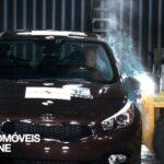 Testes Euro NCAP 2013 KIA Cee´d embate lateral