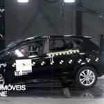 Testes Euro NCAP 2013KIA cee'd embate frente