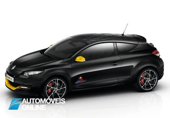 Um Série muito Limitada! Mégane RS Red Bull Racing RB7
