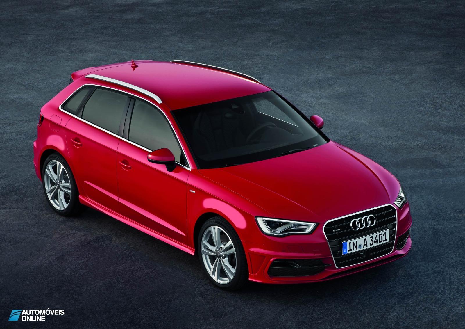 Vídeo! Novo Audi A3 Sportback 2013