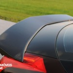hennessey turns cts v into 1200 hp twin turbo monster rear spoiler view