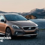new Volvo V40 Cross Country 2013 front view