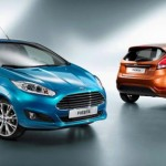 restyling Ford Fiesta Ecoboost 2013