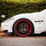 Deathbolt Reloaded Maserati GranTurismo front profile view