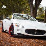 Deathbolt Reloaded Maserati GranTurismo front view