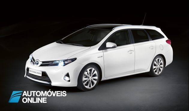Excelente proposta! Toyota Auris Touring Sports 2013