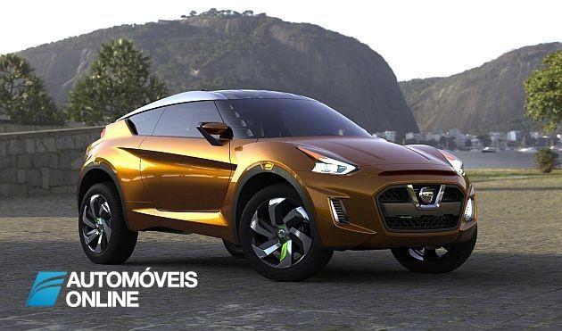 Extremamente bonito! Nissan Extrem