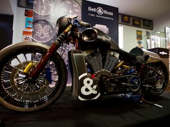 Harley-Davidson Nascafe Racer está em Portugal