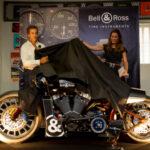 Harley-Davidson Nascafe Racer profile view